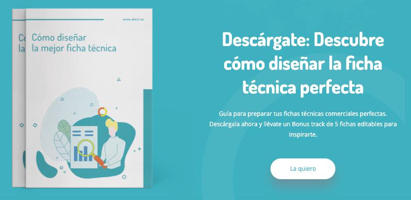 ebook diseñar ficha técnica