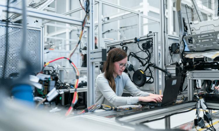 Ficha técnica sector industrial